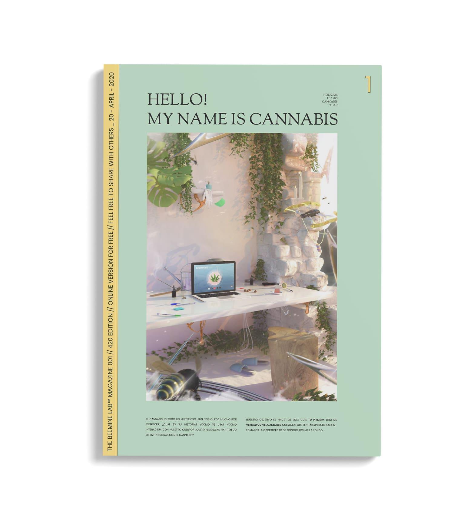 Guia Cannabis Beemine