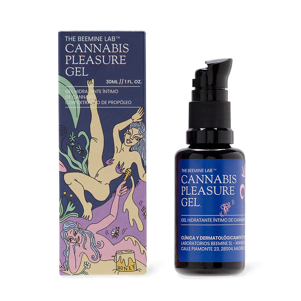 CANNABIS PLEASURE GEL