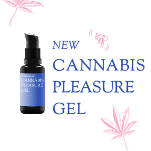 New Cannabis Pleasure Gel with Cannabis and Propolis