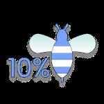 10% BENEFICIO A LAS ABEJAS